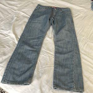 Boys Levi 511 Skinny Jeans